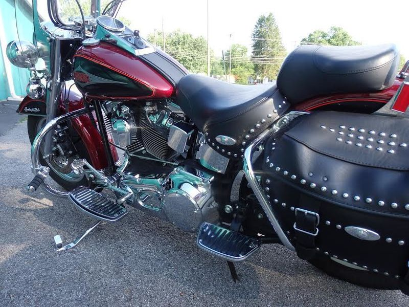 2001 Harley-Davidson Softail Heritage M/C - 16490073 - 10