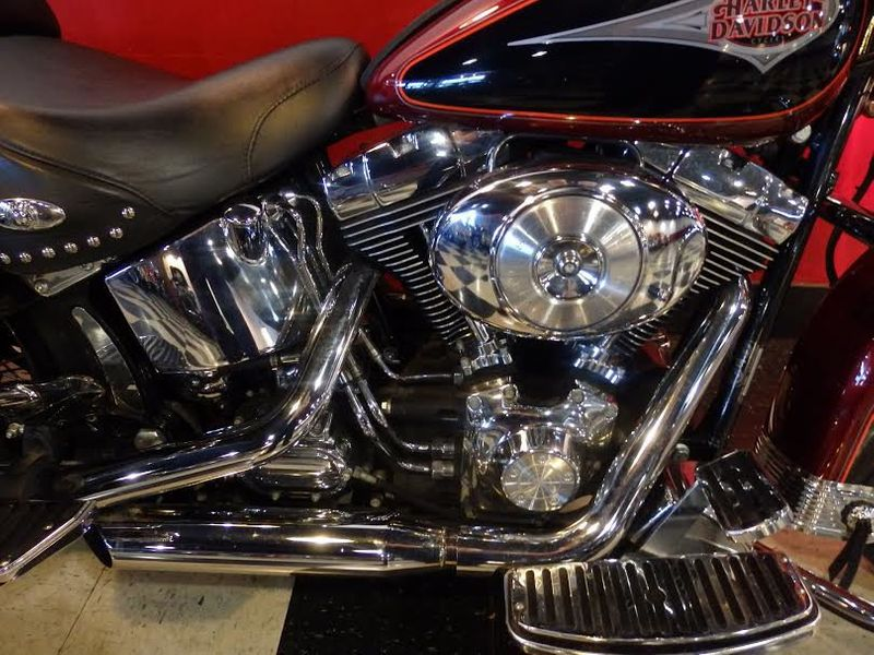 2001 Harley-Davidson Softail Heritage M/C - 16490073 - 13