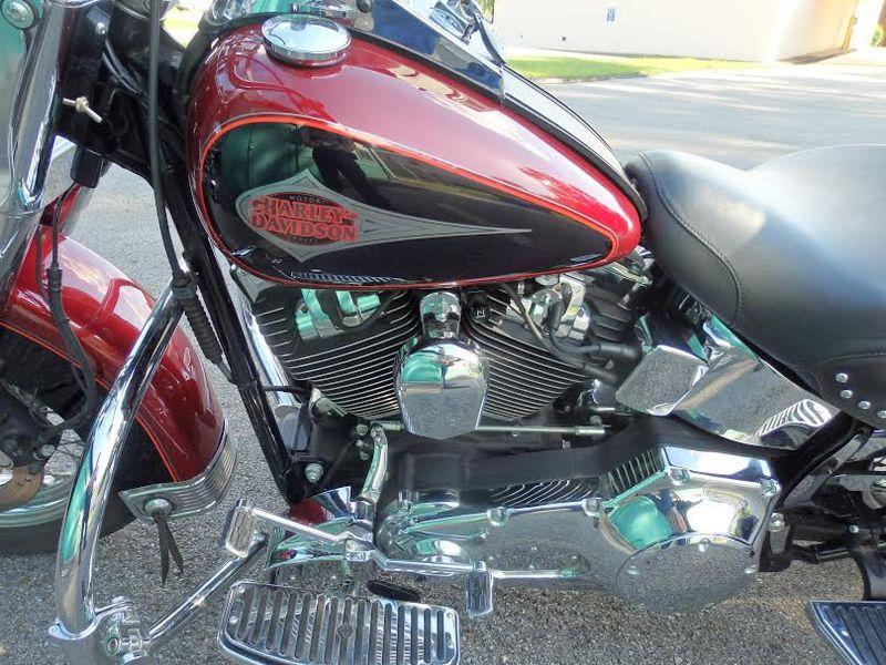 2001 Harley-Davidson Softail Heritage M/C - 16490073 - 14