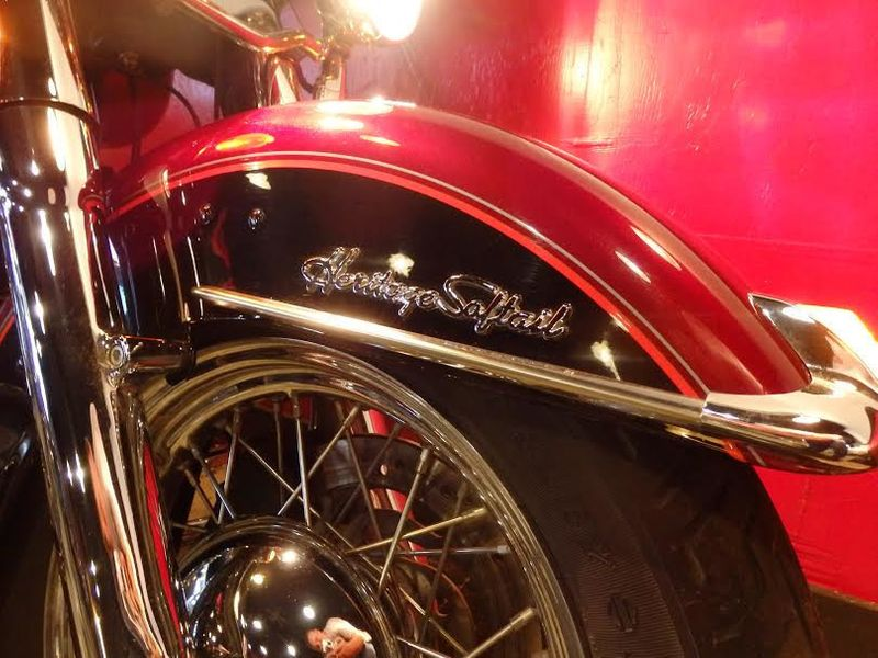 2001 Harley-Davidson Softail Heritage M/C - 16490073 - 15