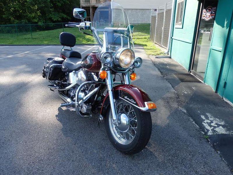 2001 Harley-Davidson Softail Heritage M/C - 16490073 - 1