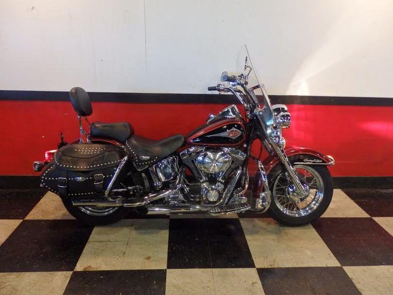 2001 Harley-Davidson Softail Heritage M/C - 16490073 - 2