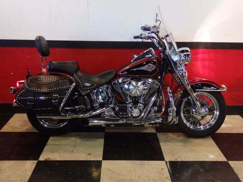 2001 Harley-Davidson Softail Heritage M/C - 16490073 - 3
