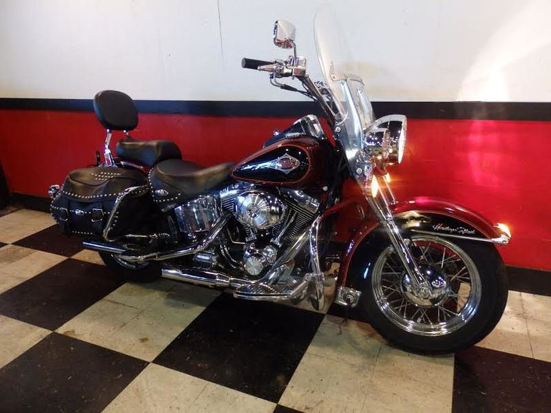 2001 Harley-Davidson Softail Heritage M/C - 16490073 - 4