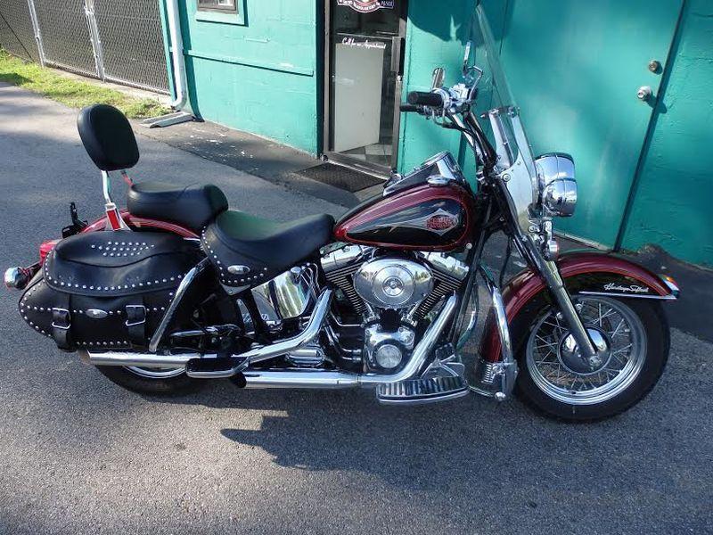 2001 Harley-Davidson Softail Heritage M/C - 16490073 - 5
