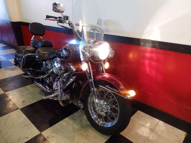 2001 Harley-Davidson Softail Heritage M/C - 16490073 - 8