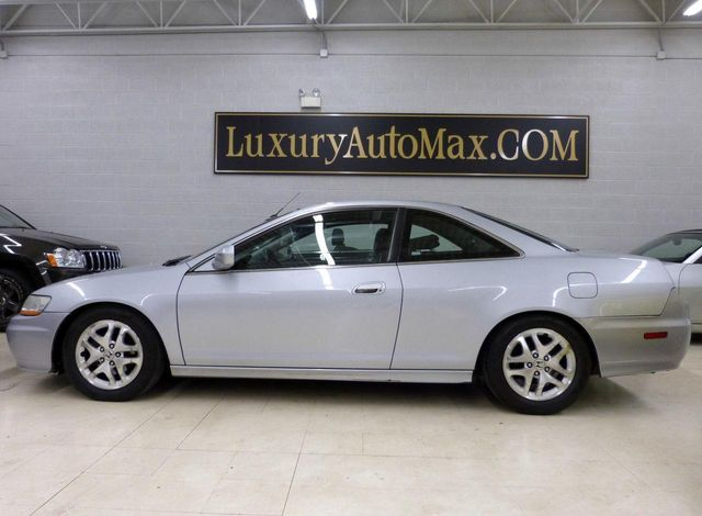 2001 Honda Accord Coupe EX Automatic V6 W/Leather   Click To See Full