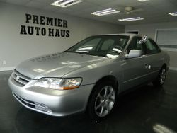 2001 Honda Accord Sedan - 1HGCG55471A118934