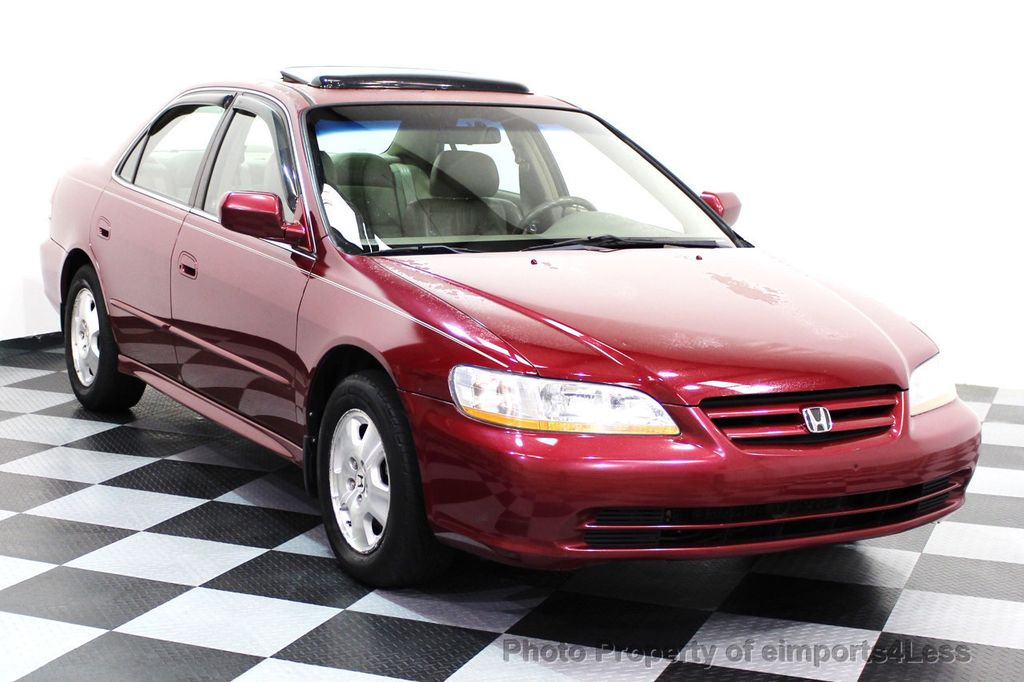 Wonderful 2001 Honda Accord Sedan EX Automatic V6 W/Leather   16490049   28
