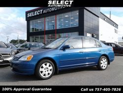 2001 Honda Civic - 2HGES26761H585648