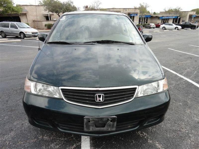 2001 Honda Odyssey EX   8471454   8