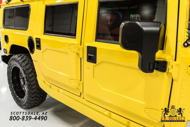 2001 HUMMER H1  - Click to see full-size photo viewer