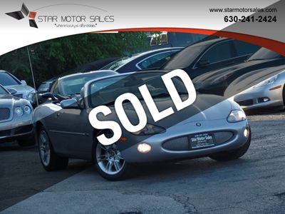 2001 Jaguar XK8 2dr Convertible