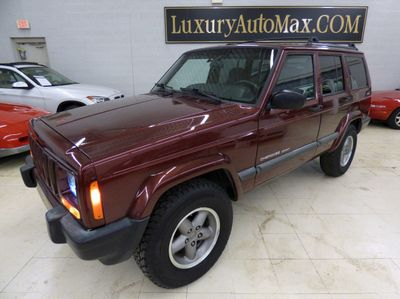2001 Jeep Cherokee 4dr Sport 4WD SUV