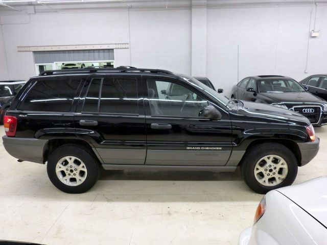 Captivating 2001 Jeep Grand Cherokee 4dr Laredo 4WD   Click To See Full Size Photo  Viewer