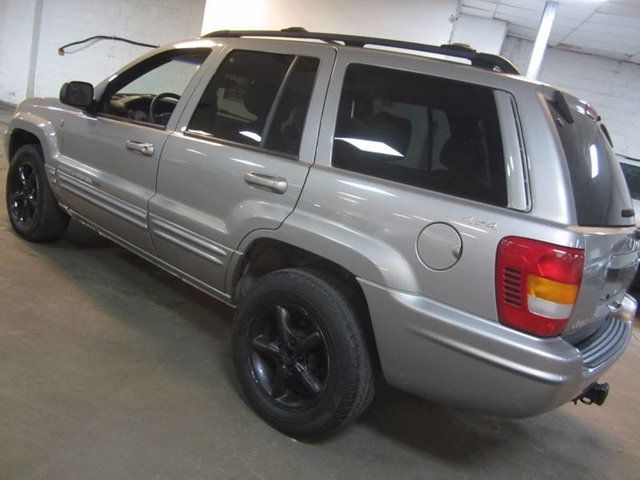 Exceptional 2001 Jeep Grand Cherokee