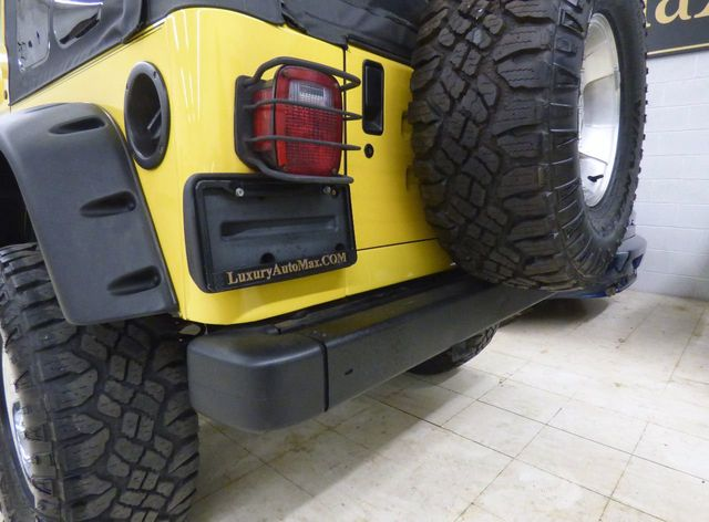 2001 Jeep Wrangler 4 inch lift kit 33 inch tires  - Click to see full-size photo viewer