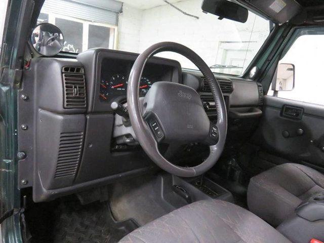 2001 Used Jeep Wrangler AUTO / 4 0L / LIFTKIT at Contact Us