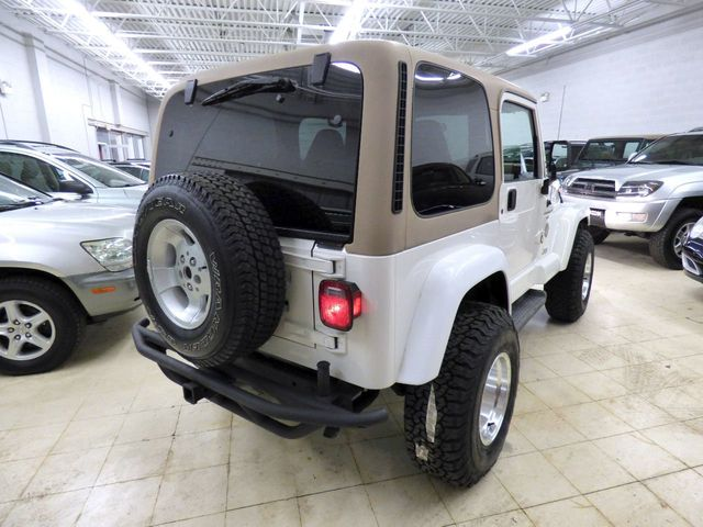 2001 Jeep Wrangler NEW WHEELS AND BF GOODRICH 33 INCH TIRES 3 INCH LIFT KIT - Click to see full-size photo viewer