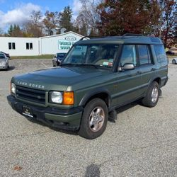 2001 Land Rover Discovery Series II - SALTY12431A293862