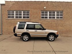2001 Land Rover Discovery Series II - 2001DISCO