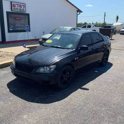2001 Lexus IS 300 - JTHBD182610001954