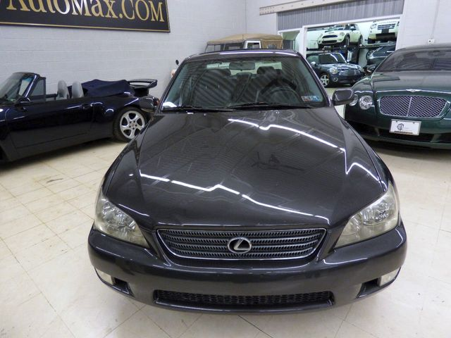 2001 Lexus IS 300 ONE OWNER AUTOCHECK AND CARFAX CERTIFIED 4 NEW WHEELS & TIRES CR - Click to see full-size photo viewer