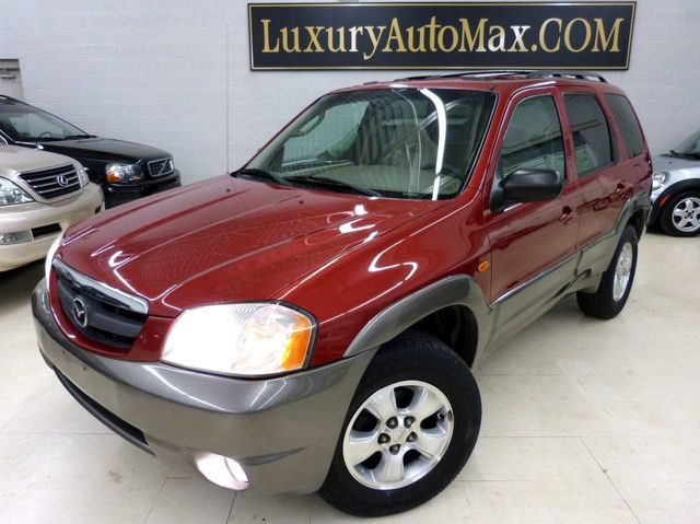 2001 used mazda tribute 3.0l automatic lx 4wd at luxury automax