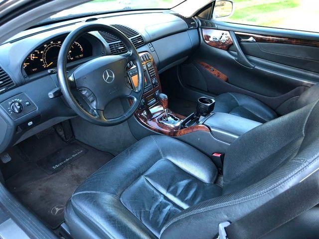2001 Mercedes-Benz CL-Class CL500 2dr Coupe 5 0L Coupe for Sale Riverhead,  NY - $5,495 - Motorcar com