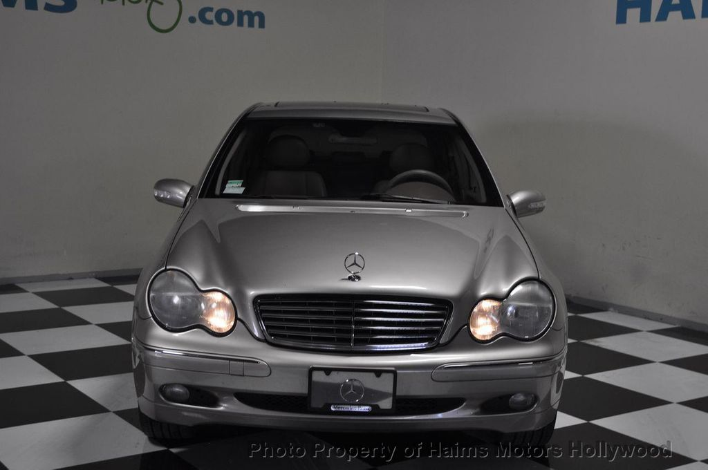 2001 Used MercedesBenz CClass C320 4dr Sdn 32L at Haims Motors