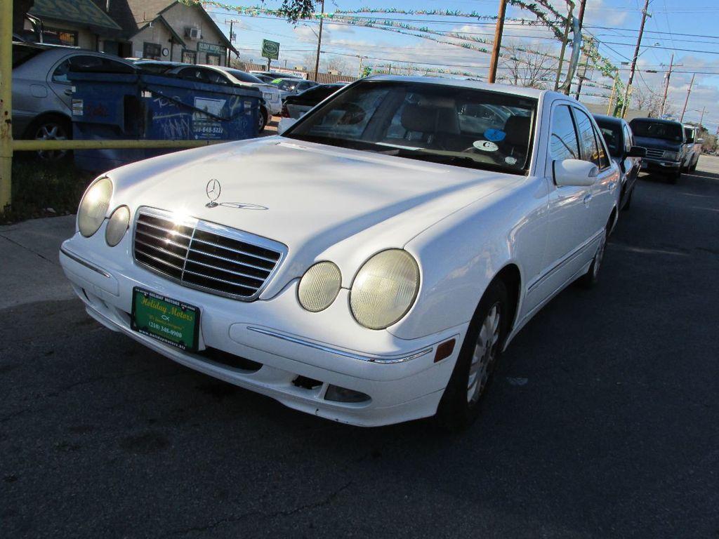 2001 mercedes benz e class e320 4dr sedan 3 2l sedan for for Used mercedes benz san antonio