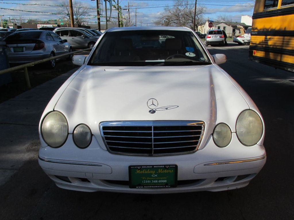 2001 Mercedes-Benz E-Class E320 4dr Sedan 3.2L - 14748201 - 1