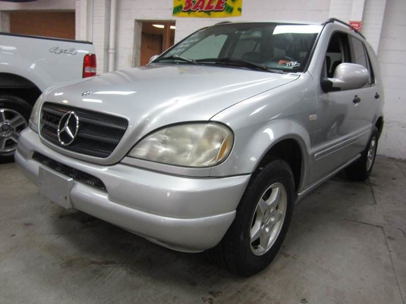 2001 used mercedes benz m class ml320 awd at contact us serving cherry hill nj iid 14703738. Black Bedroom Furniture Sets. Home Design Ideas