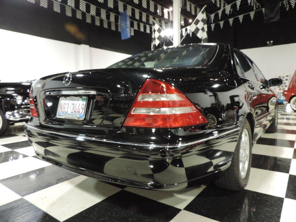 2001 Mercedes-Benz S-Class S500 4dr Sedan 5.0L - 16810281 - 6