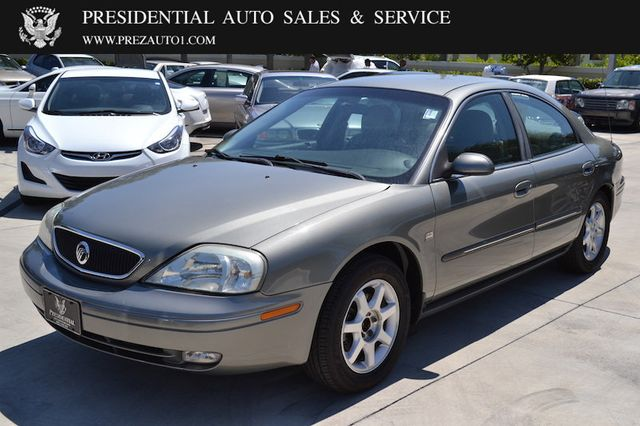 2001 Mercury Sable 4dr Sedan LS Premium - 16032169 - 0
