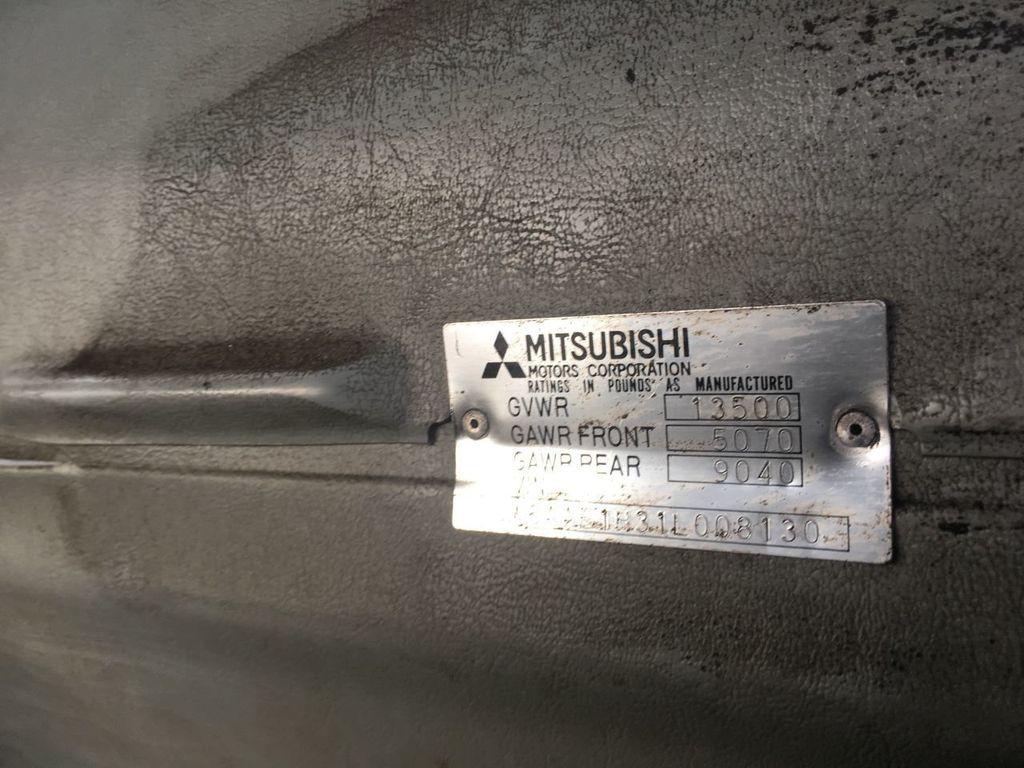 2001 Mitsubishi FE639L CAB CHASSIS 108IN CA - 18340978 - 8