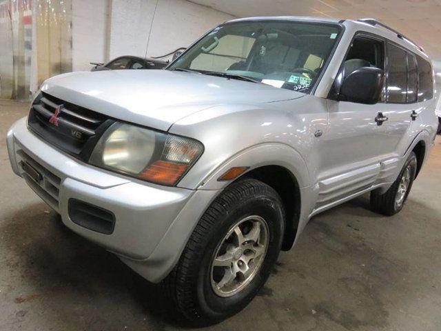 2001 Used Mitsubishi Montero 4x4    Xls    Auto At Contact
