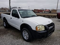 2001 Nissan Frontier 2WD - 1N6DD21S91C393463