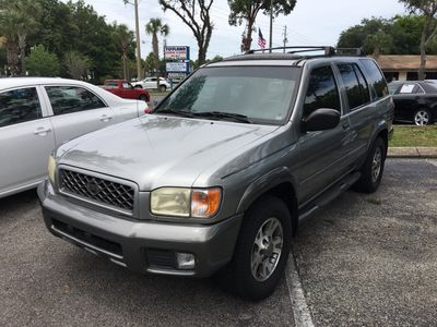2001 Nissan Pathfinder LE 2WD Automatic SUV