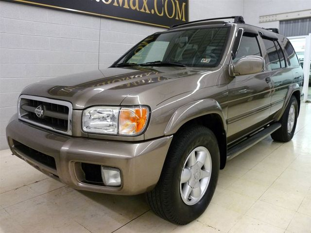 2001 Used Nissan Pathfinder Le V6 At Luxury Automax Serving