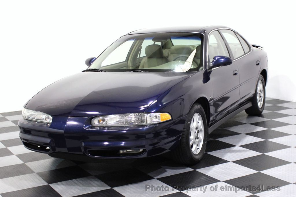 2001 Oldsmobile Intrigue INTRIGUE GL - 16902057 - 0