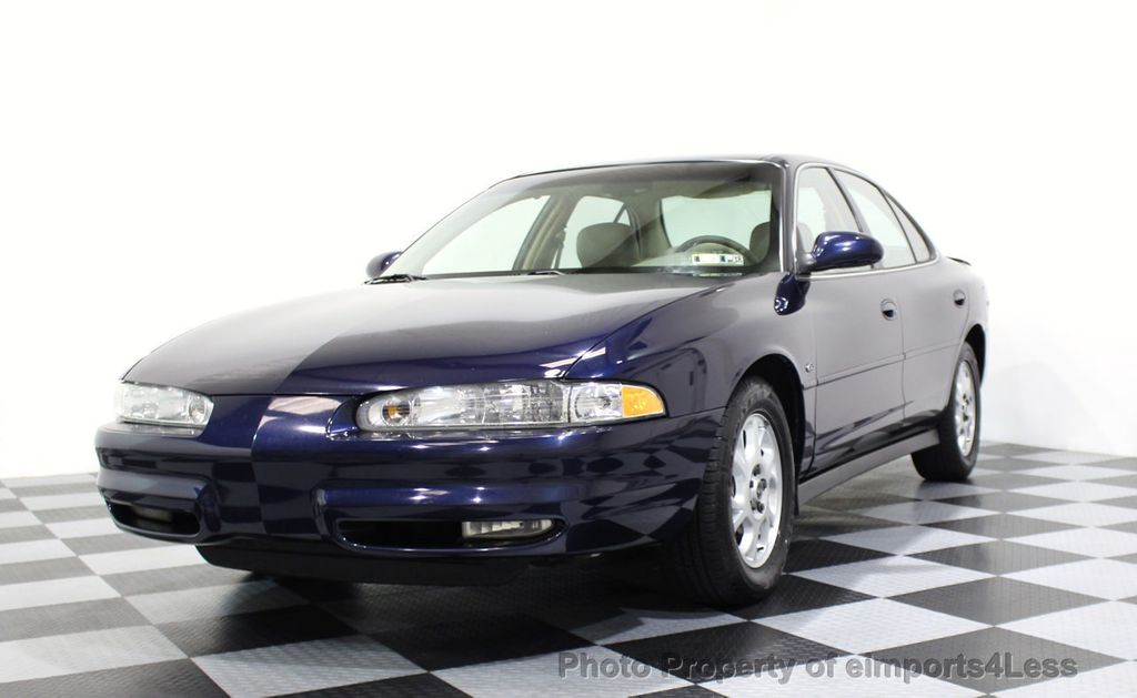 2001 Oldsmobile Intrigue INTRIGUE GL - 16902057 - 12
