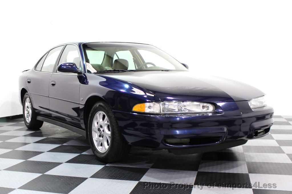2001 Oldsmobile Intrigue INTRIGUE GL - 16902057 - 13