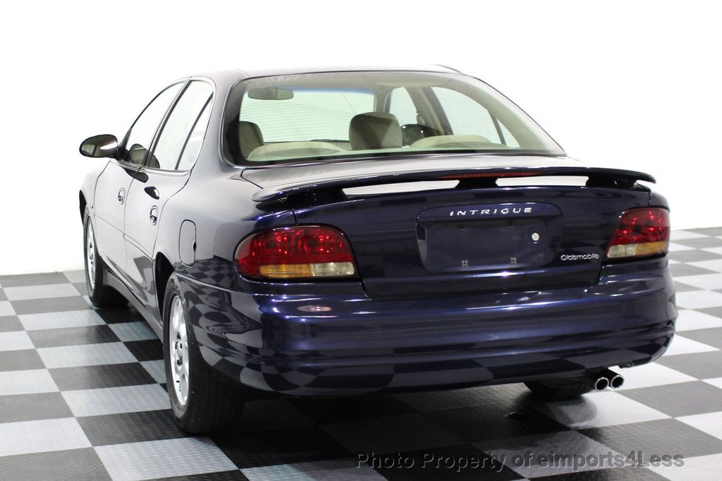 2001 Oldsmobile Intrigue INTRIGUE GL - 16902057 - 14