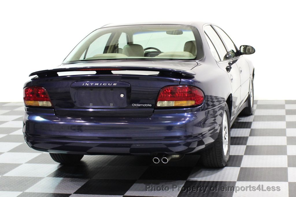 2001 Oldsmobile Intrigue INTRIGUE GL - 16902057 - 16
