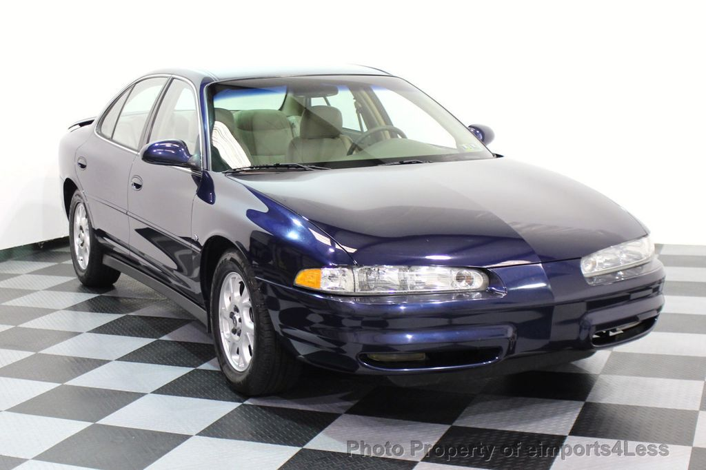 2001 Oldsmobile Intrigue INTRIGUE GL - 16902057 - 1