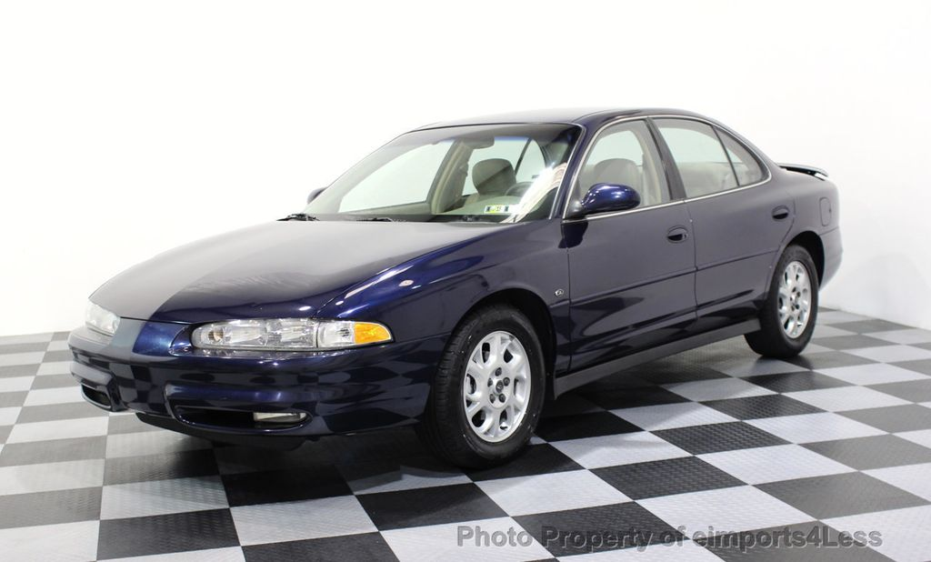 2001 Oldsmobile Intrigue INTRIGUE GL - 16902057 - 27