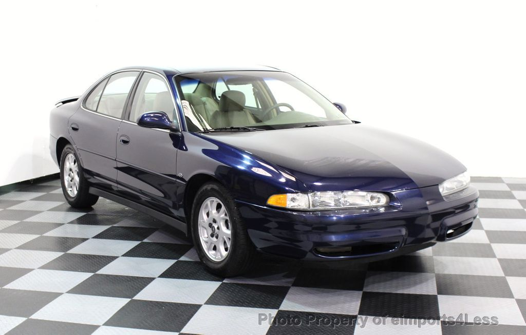 2001 Oldsmobile Intrigue INTRIGUE GL - 16902057 - 28