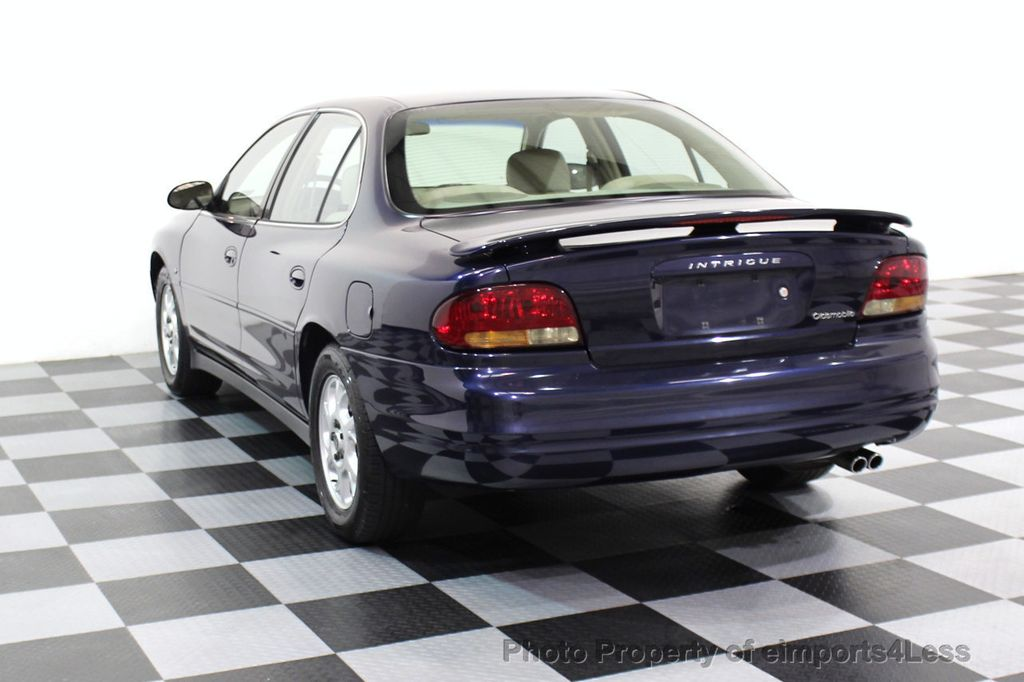 2001 Oldsmobile Intrigue INTRIGUE GL - 16902057 - 2