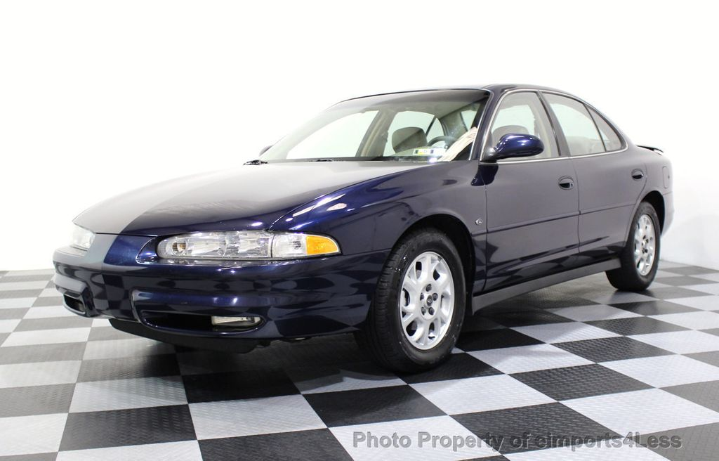 2001 Oldsmobile Intrigue INTRIGUE GL - 16902057 - 39